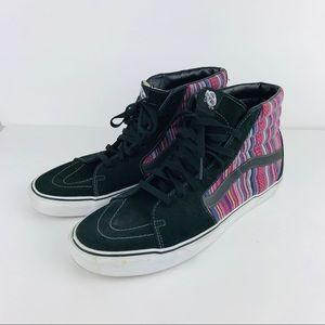 Vans Sk8-Hi Men's Sz 13 high top multi color shoes